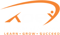 Apex International Academy in Trinidad Official Logo